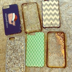 Kate Spade and Vineyard Vines iPhone 6/6s cases